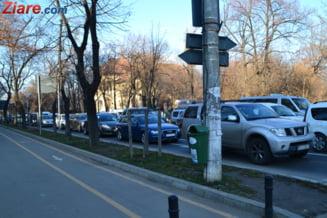 Trafic restrictionat toata vara intr-o zona centrala din Bucuresti