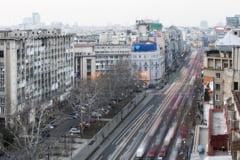 Trafic rutier restrictionat in Capitala pentru lucrari de infrastructura. Care sunt zonele afectate