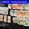Traficanți de cocaină din zona Olteniei săltați de mascați și duși la audieri. Drogurile erau vândute cu o sută de euro gramul într-un club din Caracal