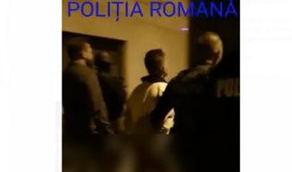 Traficant de droguri, arestat după o urmărire ca în filme. Fugarul a încercat să scape sărind de pe un acoperiș pe altul