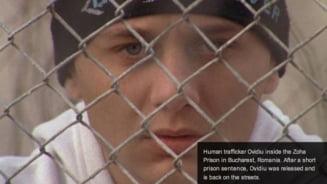 Traficanti romani de carne vie, intr-un documentar CNN