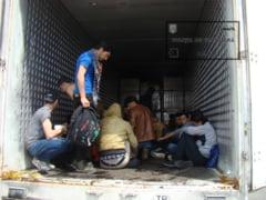 Traficantul de migranti, arestat preventiv