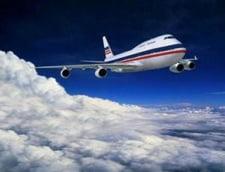 Traficul aerian de pasageri, primul declin din ultimii cinci ani