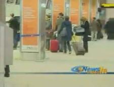 Traficul aerian de pe cele doua aeroporturi din Capitala a fost reluat