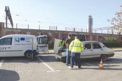 Traficul din Galati, bantuit de masini defecte