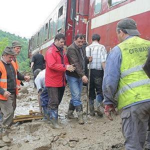 Traficul feroviar din Romania, din cu totul alt film decat cel din Europa