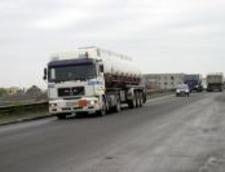 Traficul masinilor de mare tonaj, restrictionat in Constanta