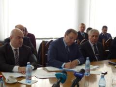 Traficul prin Vama Siret va fi fluidizat printr-un proiect transfrontalier, a anuntat Flutur dupa o intalnire cu reprezentatii regiunii Cernauti