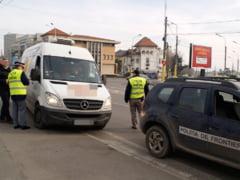 Traficul prin punctele de la frontiera romano-ungara a crescut de peste cinci ori