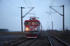 Traficul trenurilor spre mare, grav afectat. Cum a fost deteriorată linia de cale ferată spre Litoral
