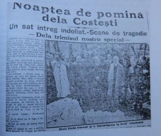 Tragedia de la Costesti, Arges, care a zguduit Europa anului 1930 - Documentar