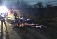 Tragedia de la Hosman s-a petrecut din cauza vitezei - Trei morti, printre care un minor