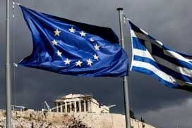 Tragedia greaca continua: Deficit de 1 miliard de euro in 2013, noi masuri de austeritate