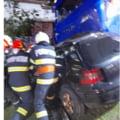 Tragedie în Caraș-Severin: 4 persoane au murit în urma impactului dintre un autoturism și un TIR