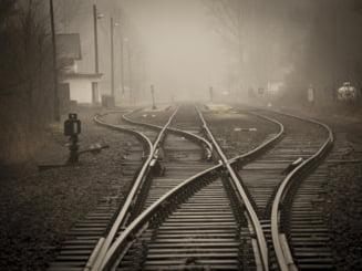 Tragedie în gara din Deva: un copil s-a electrocutat după ce s-a urcat pe un vagon