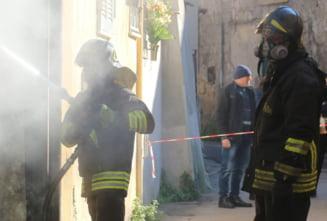 Tragedie in Dolj. O mama si doi copii au murit intr-un incendiu izbucnit peste noapte in apartamentul in care locuiau