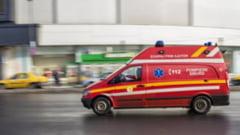 Tragedie in Dolj. Un copil de patru ani a murit si alte patru persoane au ajuns la spital in urma unui accident pe DN 6