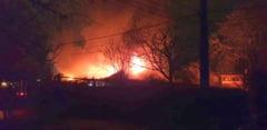Tragedie in Sarata. Un barbat si-a pierdut viata intr-un incendiu