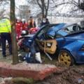 Tragedie in Tulcea. O tanara a murit si alte patru persoane au fost ranite intr-un grav accident rutier