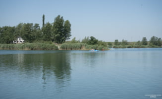 Tragedie in judetul Arad. Un baiat de 19 ani a fost gasit inecat in lacul Ghioroc