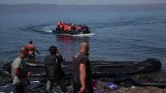 Tragedie in largul coastelor turcesti: 17 migranti au murit