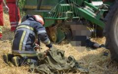 Tragedie la Botosani. Un botosanean, tata a 13 copii, a fost pur si simplu sfartecat in timp ce muncea la camp