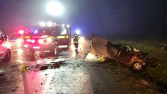 Tragedie la Tisita! O femeie din Bacau a murit intr-un teribil accident de circulatie