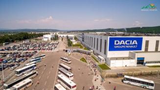 Tragedie la Uzina Dacia din Mioveni. Un angajat a fost gasit mort