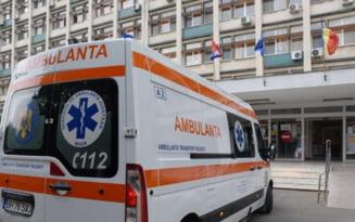 Tragedie la spitalul din Slobozia. Un pacient s-a aruncat in gol de la etajul trei