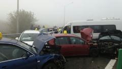 Tragedie pe Autostrada Soarelui: Numerele de urgenta unde pot suna familiile victimelor
