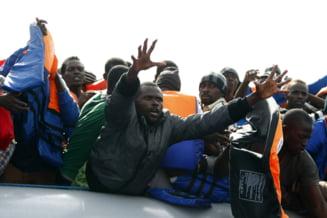 Tragedie pe mare: Peste 400 de refugiati s-au inecat intr-o singura zi in Mediterana