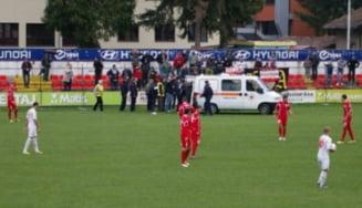Tragedie teribila in campionatul de fotbal al Serbiei