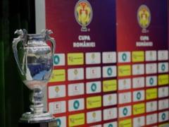 Tragerea la sorti a Cupei Romaniei: Iata ce meciuri vom avea in sferturile de finala