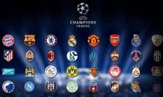 Tragerea la sorti a Ligii Campionilor: Grupele editiei 2013/2014