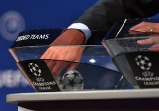 Tragerile la sorti pentru grupele Ligii Campionilor si Ligii Europa, mutate de la Atena