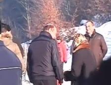 Traian Basescu - Revelion alaturi de Elena Udrea, Gheorghe Falca si Printul Paul
