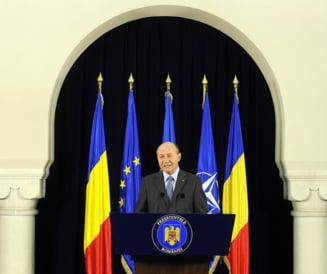 Traian Basescu - un test de responsabilitate (Opinii)
