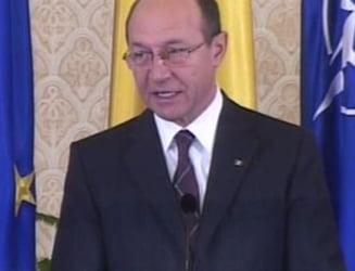 Traian Basescu: 2009 a fost un an marcat de crize