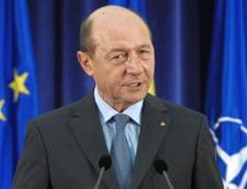Traian Basescu: Am promulgat legea de reducere a CAS cu 5%