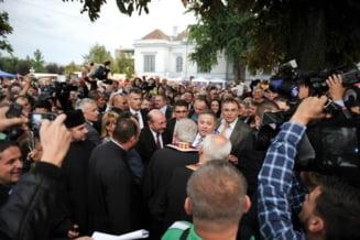 Traian Basescu: Candidati la Presedintie, si asa nu prea avem candidaturi potrivite
