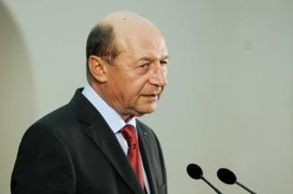 Traian Basescu: Categoric o sustin pe Elena Udrea la prezidentiale