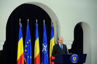 Traian Basescu: Cele patru prioritati de securitate pe care le vizeaza UE