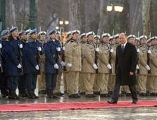 Traian Basescu: Cu Vaclav Havel s-a stins o mare constiinta a timpului nostru