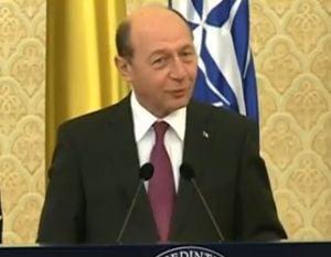 Traian Basescu: Este timpul sa ne apropiem de un capat, Romania sa fie acceptata in spatiul Schengen (Video)
