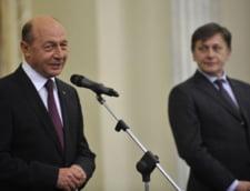 Traian Basescu: Foarte probabil, Antonescu nu va mai candida la prezidentiale