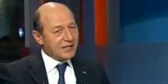 Traian Basescu: George Maior este un pesedist luminat, poate aspira la orice functie