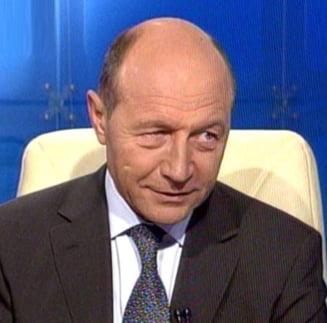 Traian Basescu: Nu am certitudinea ca Johannis nu ar fi fost doar o fatada