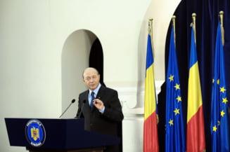 Traian Basescu: Nu am datorii la Bruxelles, este o dezinformare ticaloasa (Video)