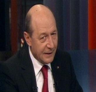 Traian Basescu: PDL are prezidentiabil, nu dau nume, dar nu este agreat