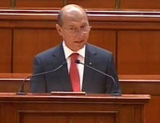 Traian Basescu: Poate am facut si greseli